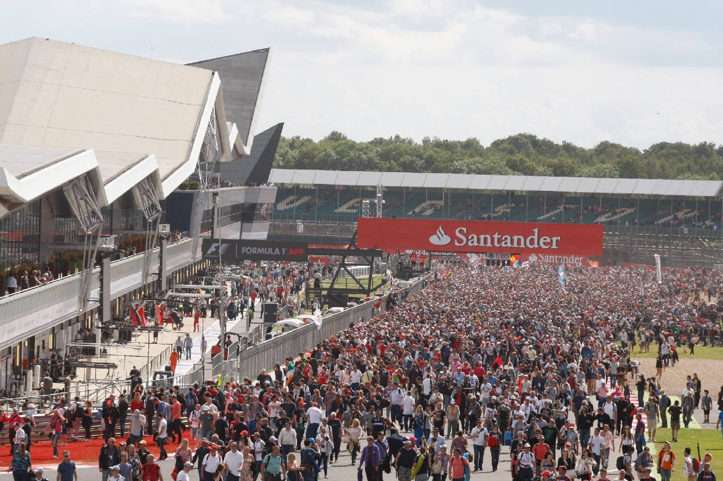 Silverstone F1 ticket pricing backlash - thejudge13