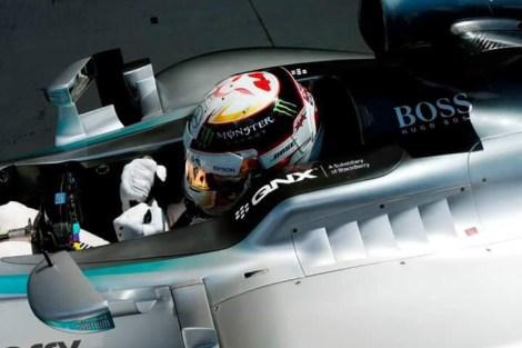 Lewis Hamilton 2015 British Grand Prix Winner