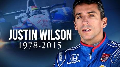 Justin Wilson 1978-2015
