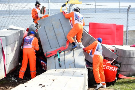 sochi ripped barrier