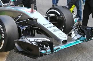 Motor Racing - Formula One Testing - Test One - Day 4 -  Barcelona, Spain