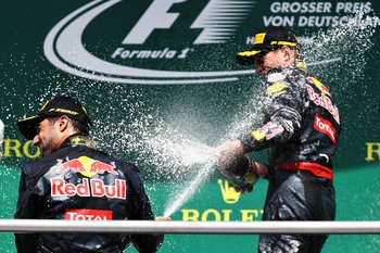 daniel-ricciardo-and-max-verstappen-on-the-podium-at-the-2016-german-f1-grand-prix