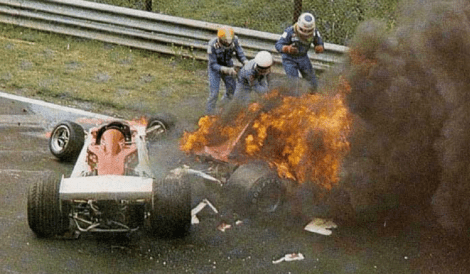 lauda crash