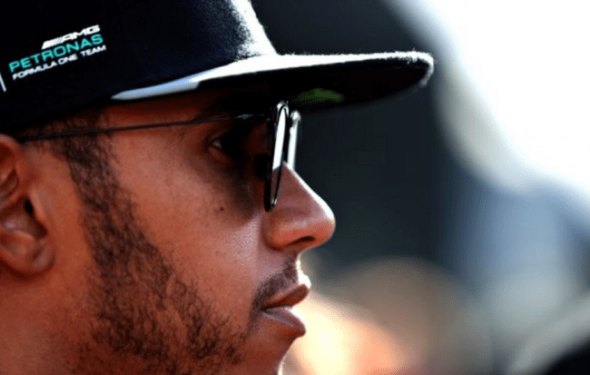 Hamilton new contract, targeting 10 WDC's