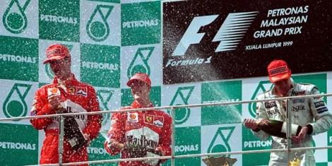 malaysia 99 podium