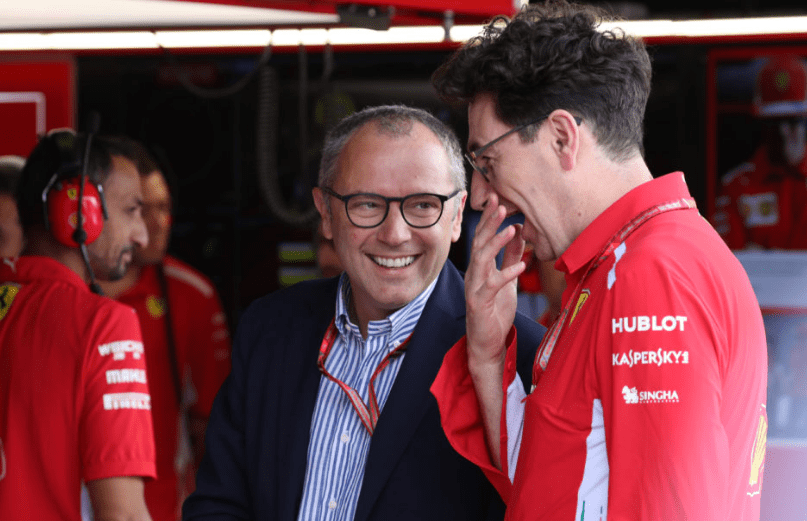 Ferrari will dominate F1 management, & Toto was vetoed