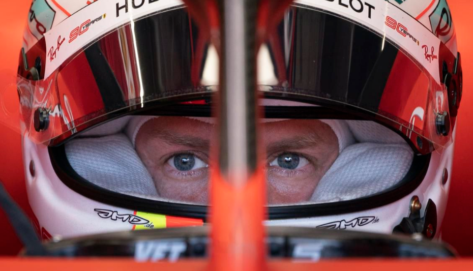 Hulk gives opinion on F1 return & Ferrari announcement today, Vettel contract