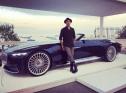 Hamilton Vision Mercedes Maybach 6