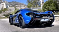 Hamiton McLaren P1
