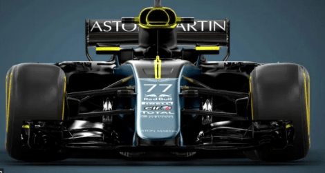 The Aston Martin F1 Team Talks Thejudge13thejudge13