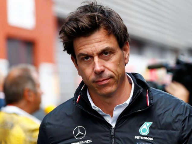 BREAKING: Wolff stepping down, Mercedes board meeting on F1 future