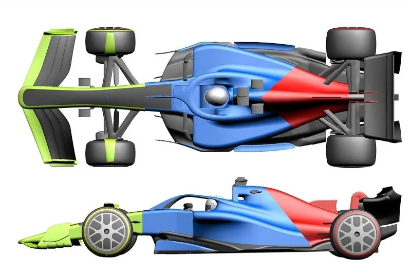 Radical new F1 car meant for Silverstone revealed in Italy