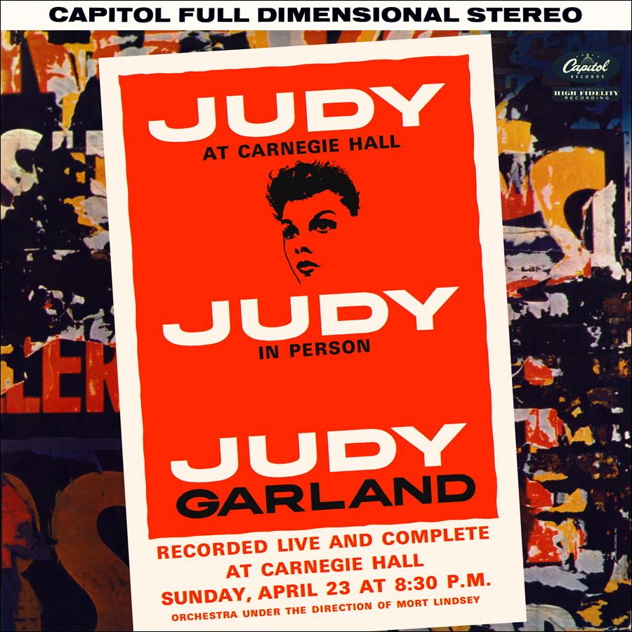 Judy Garland - Judy at Carnegie Hall