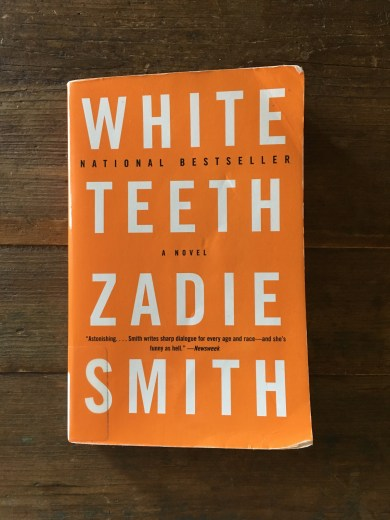 Sarah cuts her teeth into some Zadie Smith