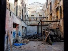 Renovations to Casco Viejo continue even now