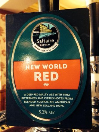 New World Red from Saltaire