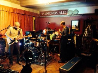 Bands at the Junction