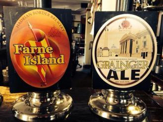 Farne Island and Grainger