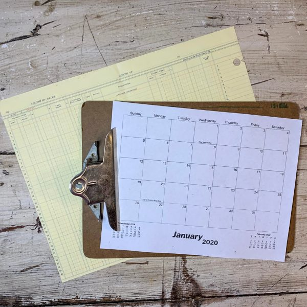 Planning Your Year