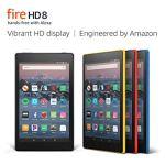 Amazon Fire HD 8で再生できるフォーマット