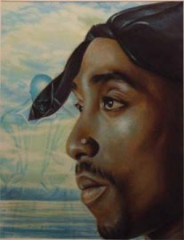 25x19, Soft Pastel on Paper (2007)