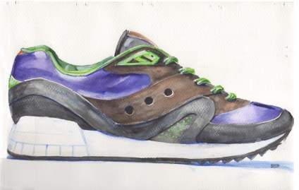"""""""Sneaker"""" by Conor Broderick"""