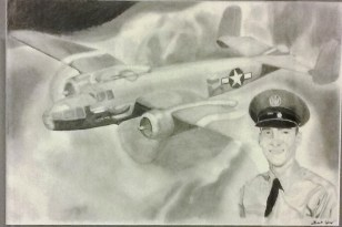 USAF (Pappaw) by Stuart Young