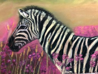 Zebra, Olayinka Oladunjoye