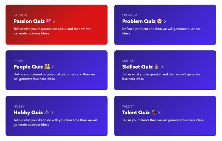 nichesss-quizzes