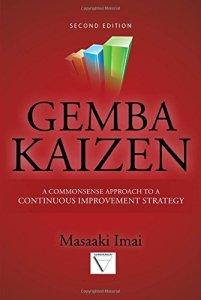 Gemba Kaizen by Masaaki Imai (kaizen books, kaizen book)