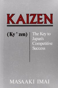 Kaizen by Masaaki Imai (kaizen books, kaizen books)