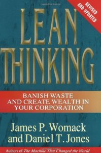 lean thinking, lean behaviors, kata, lean routines, lean thinking books