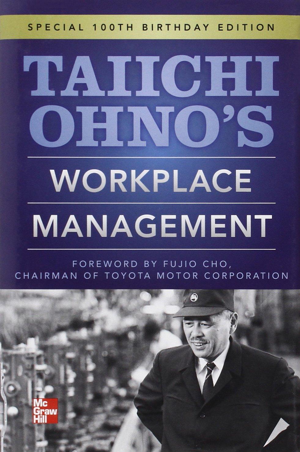 Taiichi Ohno The Kaizone
