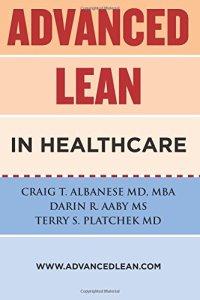 Advanced Lean In Healthcare