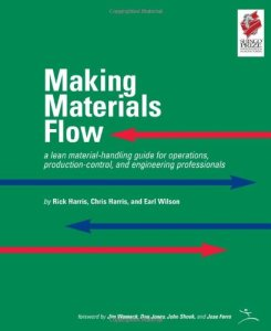 flow book, continuous flow book, lean manufacturing flow, one piece flow, single piece flow, book on flow, TPS book, toyota production system book