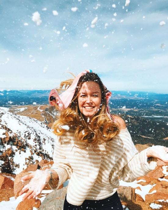 Pikes Peak Colorado Hiking Guide