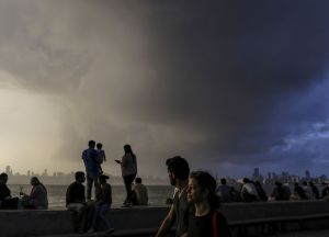 Cyclone-Storm-Nisarga Rain