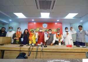Shaheen Bagh in BJP