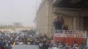 Delhi Ghazipur Border