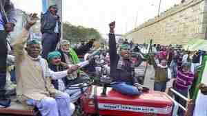 Delhi UP Ghazipur Border