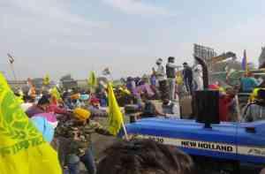 delhi shahjahanpur border