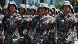 PLA Chinese Army