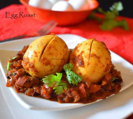 Egg roast motte roast recipe kerala style the karavali wok egg roast motte roast recipe kerala style forumfinder Image collections