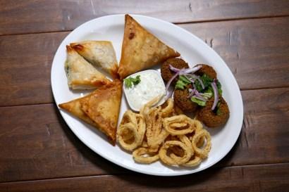 appetizers, sampling platter, Greek restaurant in Niagara Falls, Mediterranean restaurant in Niagara Falls