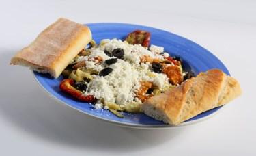pasta, dinner entrees, Greek restaurant in Niagara Falls, Mediterranean restaurant in Niagara Falls