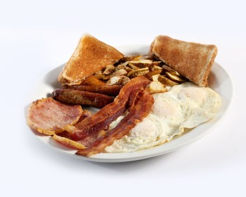breakfast platter, places to get breakfast in Niagara, Greek restaurant in Niagara Falls, Mediterranean restaurant in Niagara Falls