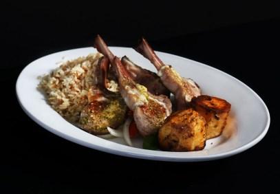 lamb, rice pilaf, dinner entrees, Greek restaurant in Niagara Falls, Mediterranean restaurant in Niagara Falls