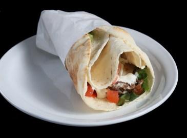 gyro, Greek food, Greek restaurant in Niagara Falls, where to get Mediterranean food in Niagara