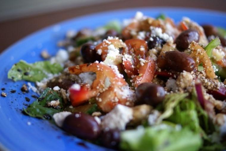 Greek salad, where to get Greek food in Niagara Falls, Greek restaurant in Niagara