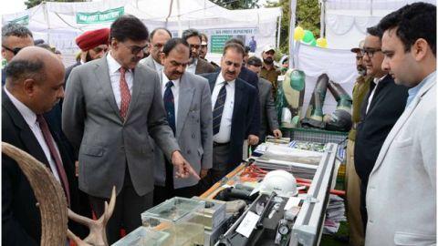 Advisor (K) visits Govt Ayurvedic College-cum-Hospital Akhnoor, inspects construction works